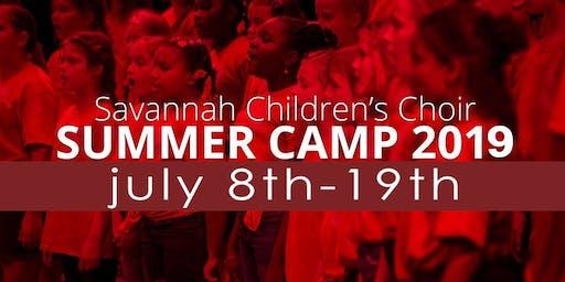 SCC Summer Camp 2019