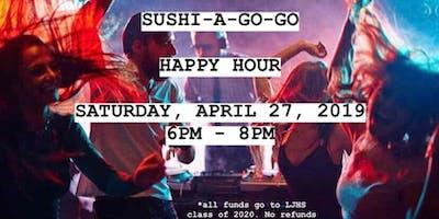 Sushi-a-GoGo:  LJHS Class of 2020 Fundraiser