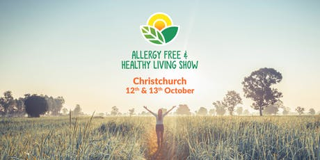 Christchurch Allergy Free & Healthy Living Show 2019 tickets