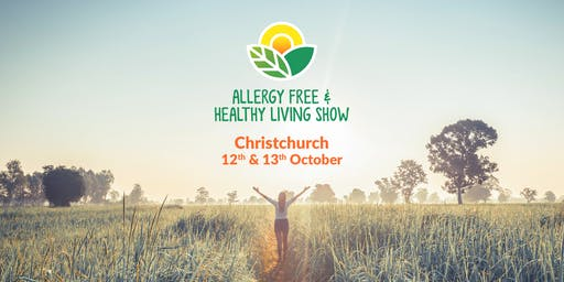 Christchurch Allergy Free & Healthy Living Show 2019