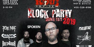 Block Party Individual Sponsorships