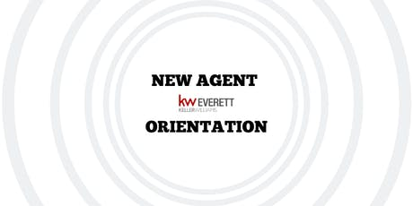 New Agent Orientation tickets