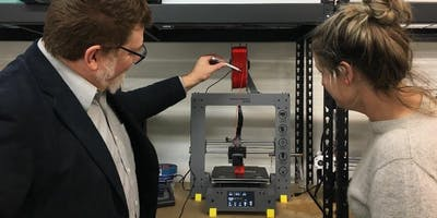Intro to 3D Printing - 9 March