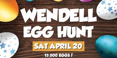 Wendell Egg Hunt 2019