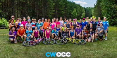 CWOCC Women's Mountain Bike Weekend