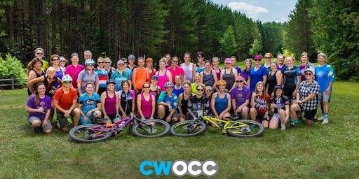 CWOCC Women's Mountain Bike Weekend