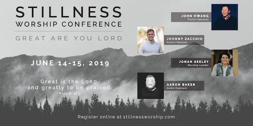 Stillness Worship Conference 2019