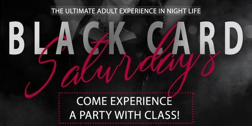 Black Card Saturdays at Rockin Horse