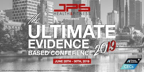 The Ultimate Evidence Based Conference tickets