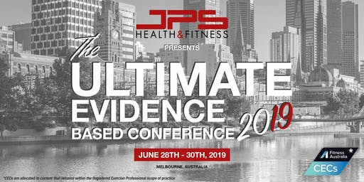 The Ultimate Evidence Based Conference