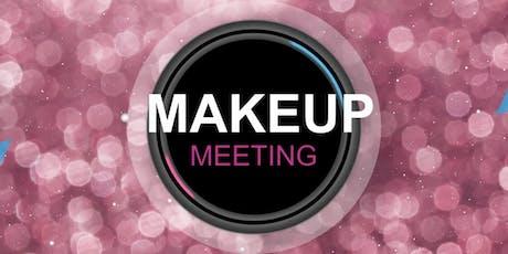 Makeup Meeting segunda edição ingressos