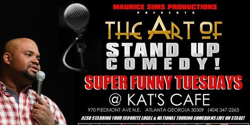 The Art of Stand Up Comedy