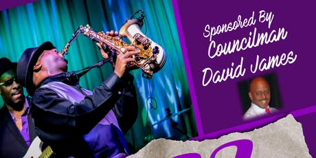 JAZZ IN CENTRAL PARK 2019 - SPONSORED BY COUNCILMAN DAVID JAMES tickets