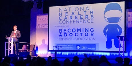National Health Careers Conference 2019 #NHCC19  tickets