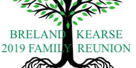 Breland/Kearse Family Reunion 2019 tickets