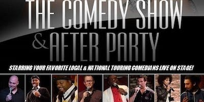 Comedy & After Party at Suite Lounge