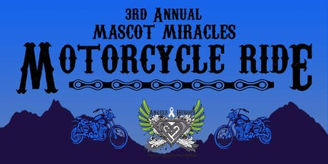 2019 Mascot Miracles Motorcycle Ride tickets