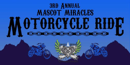 2019 Mascot Miracles Motorcycle Ride