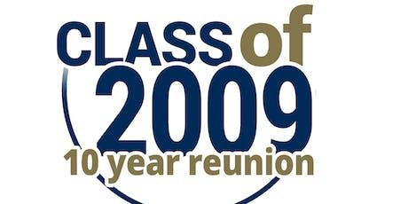 Pearl High School Class of 2009 10 Year Class Reunion tickets