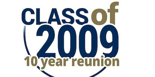 Pearl High School Class of 2009 10 Year Class Reunion