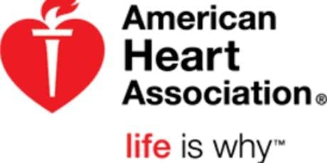 American Heart Assoc BLS Skills Check tickets
