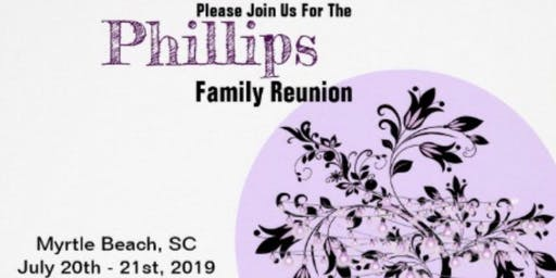 Phillips Family Reunion 2019