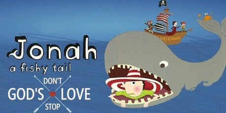 Jonah: A Fishy Tale - CCAS Year 1-3 Production tickets