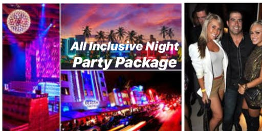 ALL- INCLUSIVE NIGHT- 2 CLUBS & PARTYBUS
