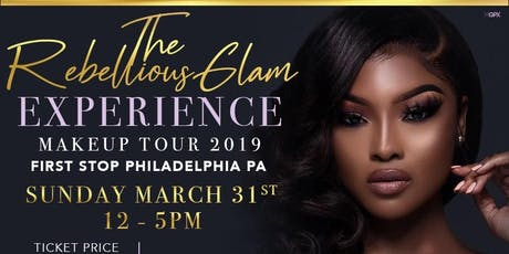 The Rebellious Glam Experience MASTER CLASS | NEW YORK tickets