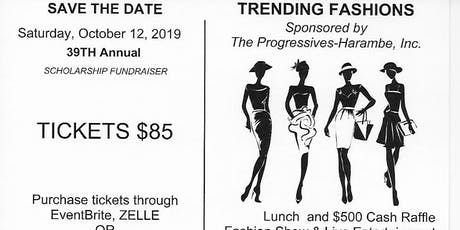 TRENDING FASHIONS  tickets