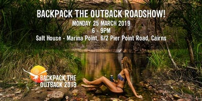 Backpack the Outback - Cairns