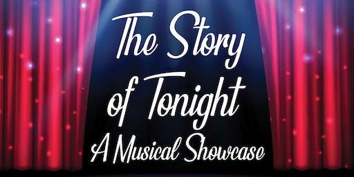 今晚的故事,音乐展示会