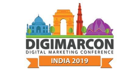 DigiMarCon India 2019 - Digital Marketing Conference tickets