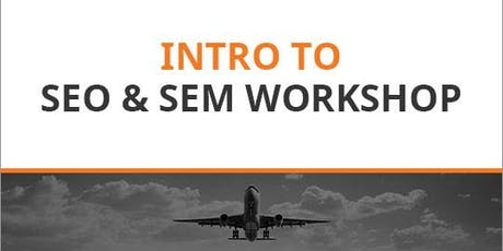 Intro to Google, SEM & SEO Workshop (Burswood) tickets