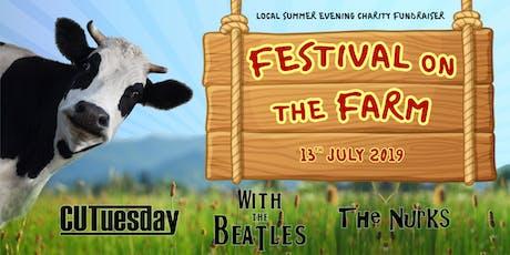 Festival on the Farm tickets