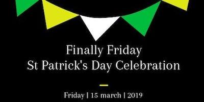 Finally Friday - St Patrick\