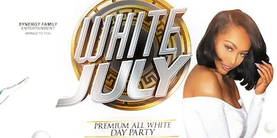 White July (Premium All White Day Party in Seattle)