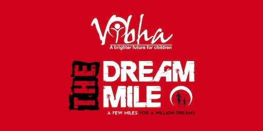 Vibha Dream Mile 2019 -跑步和步行