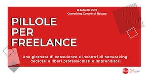 Pillole per Freelance - Dalla presenza web al business...