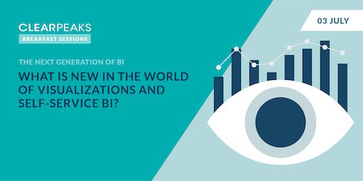 Últimas tendencias en el mundo de la visualización de datos y el Self-service BI