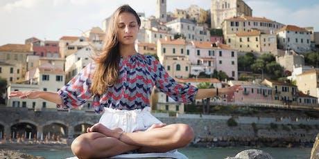 """Eenvoudig leren mediteren met """"Falun Dafa"""" - Workshops in Amsterdam tickets"""