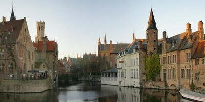 A guided tour through beautiful Bruges and a hike to a cute village after! (around 22km)