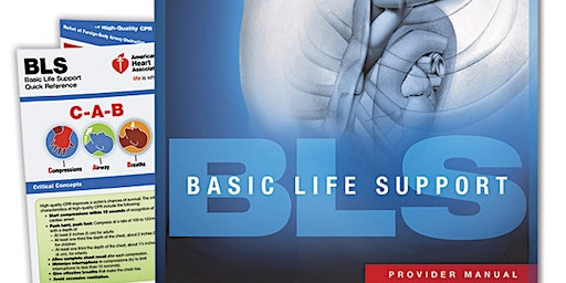 AHA BLS Provider Certification February 24, 2020 from 10 AM to 2 PM at Saving American Hearts, Inc. 6165 Lehman Drive Suite 202 Colorado Springs, Colorado 80918.