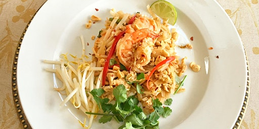Oh My, Pad Thai (Cooking Class+Dinner)