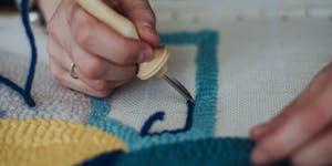 Köln - The Joyful Punch - Punch Needle Workshop -...