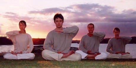 Eenvoudig leren mediteren met 'Falun Dafa' - Stadspark Maastricht tickets