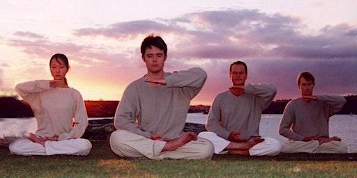Eenvoudig leren mediteren met 'Falun Dafa' - Stadspark Maastricht