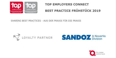 CONNECT - Best Practice Frühstück - Loyalty Partner & Sandoz - topic: tba