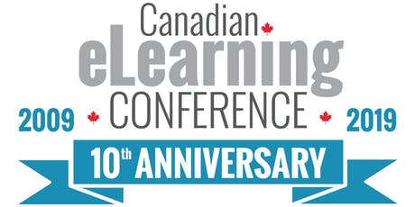 Canadian eLearning Conference ~ 10th Anniversary tickets