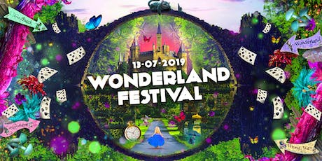 Wonderland Festival Outdoor tickets